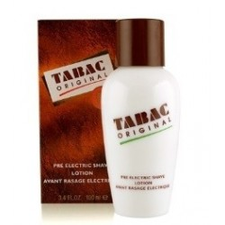 comprar perfumes online hombre TABAC ORIGINAL PRE ELECTRIC SHAVE 100 ML