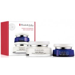 ELIZABETH ARDEN VISIBLE DIFFERENCE DAY 100ML & NIGHT 50ML DUO