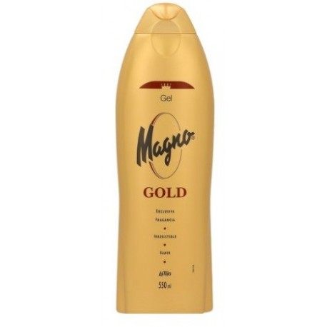 MAGNO GEL DUCHA GOLD 550 ML danaperfumerias.com/es/