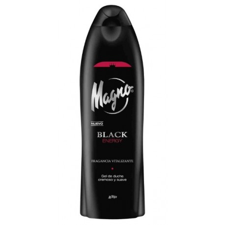 MAGNO GEL DUCHA BLACK ENERGY 550 ML danaperfumerias.com/es/