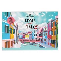 ESSENCE KISSES FROM ITALY CHAMPU EN SECO EN LAMINAS DE PAPEL