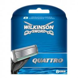 WILKINSON SWORD QUATTRO 8 CUCHILLAS