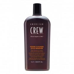 Comprar productos de hombre AMERICAN CREW POWER CLEANSER STYLE REMOVER SHAMPOO 1000 ML danaperfumerias.com