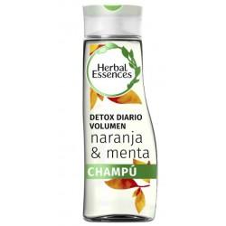HERBAL ESSENCES CHAMPU DETOX DIARIO VOLUMEN 400ML danaperfumerias.com/es/