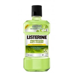LISTERINE PROTECCION ANTI-CARIES ENJUAGUE BUCAL 500ML