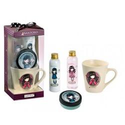comprar perfumes online GORJUSS LADYBIRD SET DE REGALO 4 PIEZAS mujer