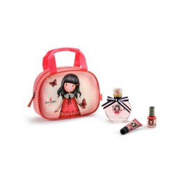 GORJUSS TIME TO FLY EDT 50ML+ESMALTE UÑAS+BRILLO LABIOS+BOLSO