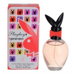 PLAYBOY GENERATION FEMME EDT 75 ML