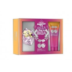 PACHA IBIZA PSICODELIC WOMAN EDT 80ML + LOCION CORPORAL 75 ML SET REGALO