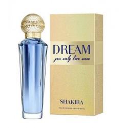 SHAKIRA DREAM EDT 50ML VAPORIZADOR