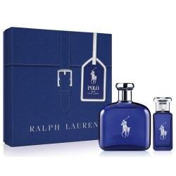 RALPH LAUREN POLO BLUE EDT 125 ML + EDT 30 ML SET REGALO