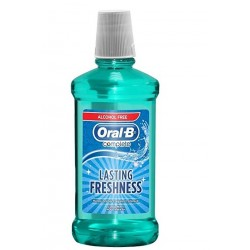 ORAL B COMPLETE COOL MINT ENJUAGUE BUCAL 500ML