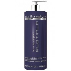 ABRIL ET NATURE BAIN SHAMPOO PLATINUM 1000 ML