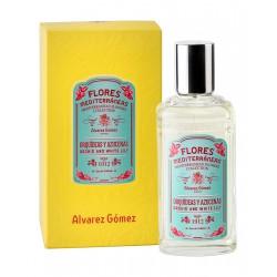 ALVAREZ GOMEZ FLORES MEDITERRANEAS ORQUIDEAS Y AZUCENAS EDT 80 ML