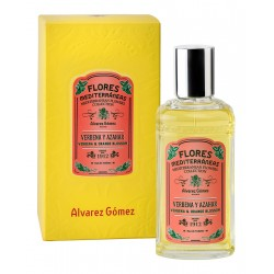 ALVAREZ GOMEZ FLORES MEDITERRANEAS VERBENA Y AZAHAR EDT 80 ML