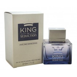 ANTONIO BANDERAS KING OF SEDUCTION EDT 50 ML