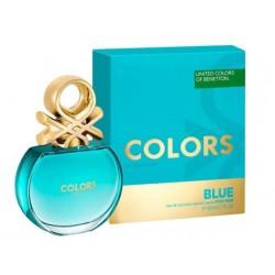 BENETTON COLORS BLUE EDT 80 ML VAPORIZADOR