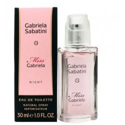 comprar perfumes online GABRIELA SABATINI MISS GABRIELA NIGHT EDT 30ML VAPORIZADOR mujer