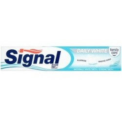 SIGNAL DAILY WHITE PASTA DE DIENTES 75ML
