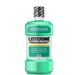 LISTERINE FRESH BURST ENJUAGUE BUCAL 500ML