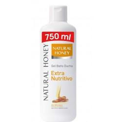 NATURAL HONEY GEL DE BAÑO DERMO NUTRITIVO 650ML + 100ML danaperfumerias.com/es/
