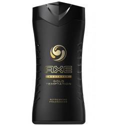 comprar perfumes online hombre AXE GOLD TEMPTATION GEL DE DUCHA 250ML