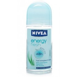 NIVEA ENERGY FRESH DESODORANTE ROLL-ON 50ML