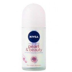 NIVEA PEARL BEAUTY DESODORANTE ROLL ON 50ML