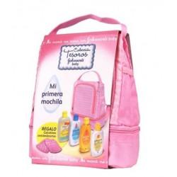 Comprar perfumes online set JOHSON'S BABY MOCHILA ROSA