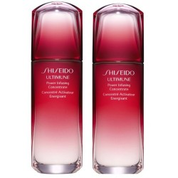 SHISEIDO ULTIMUNE POWER INFUSING CONCENTRATE 2x100ML