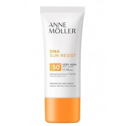 ANNE MOLLER DNA SUN RESIST CREMA FACIAL SPF 50+ 50 ML