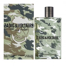 ZADIG & VOLTAIRE THIS IS HIM! CAPSULE NO RULES EDT 100 ML