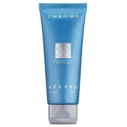AZZARO CHROME BALSAMO AFTER SHAVE 100 ML