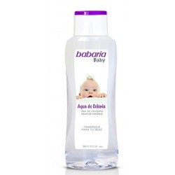 BABARIA COLONIA BABY 600ML