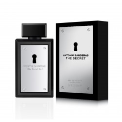 BANDERAS THE SECRET EDT 100 ML VP.