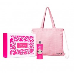 TOUS YOUR MOMENTS EDT 90 ML + BOLSA TOUS SET REGALO
