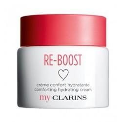 Comprar tratamientos online MY CLARINS RE-BOOST CREME CONFORT HYDRATANTE 50ML