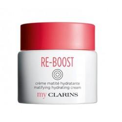 Comprar tratamientos online MY CLARINS RE-BOOST-CREME MATITE HYDRATANTE 50ML