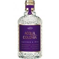 4711 ACQUA COLONIA SAFFRON & IRIS 170ML