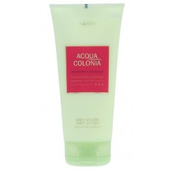 4711 ACQUA COLONIA PINK PEPPER & GRAPEFRUIT BODY LOCION 200ML