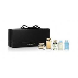 comprar perfumes online DOLCE & GABBANA MINIATURAS MUJER X 5 UDS SET REGALO mujer