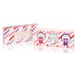 comprar perfumes online BVLGARI OMNIA MINIATURAS PINK SAPPHIRE EDT 5ML+CRYSTALLINE EDT 5ML+AMETHYSTE EDT 5ML mujer