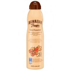 HAWAIIAN TROPIC SATIN PROTECTION SPF 30 ULTRA RADIANCE SUN BRUMA 220 ML danaperfumerias.com/es/