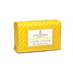 ATKINSONS PASTILLA JABON GOLDEN COLOGNE 125 GR danaperfumerias.com/es/