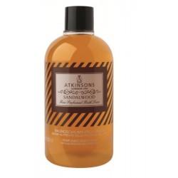 ATKINSONS ESPUMA DE BAÑO SANDALWOOD 500 ML danaperfumerias.com/es/