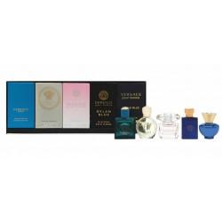 comprar perfumes online hombre VERSACE MINIATURAS COLLECTION HOMBRE Y MUJER 5X5ML