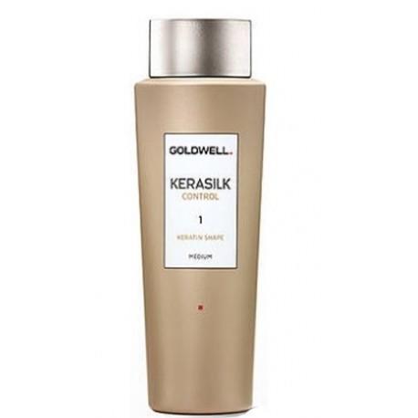 GOLDWELL KERASILK CONTROL KERATIN TREATMENT SHAPE MEDIUM 500ML danaperfumerias.com/es/
