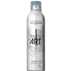 comprar acondicionador L'OREAL TECNI ART FIX ANTI-FRIZZ 400ML