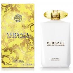 comprar perfumes online VERSACE YELLOW DIAMOND BODY LOTION 200 ML mujer