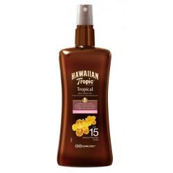 HAWAIIAN TROPIC ACEITE SECO SPRAY SPF15 100 ML danaperfumerias.com/es/